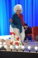 Foto/IPP/Gioia Botteghi 19/04/2015 Roma  seconda puntata del Maurizio Costanzo Show, nella foto:  Platinette