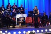 Foto/IPP/Gioia Botteghi 03/05/2015 Roma  quarta puntata del Maurizio Costanzo Show , nella foto: Anna Tatangelo e Gigi D'Alessio