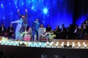 Foto/IPP/Gioia Botteghi 03/05/2015 Roma  quarta puntata del Maurizio Costanzo Show , nella foto: balletto del  coreografo Giuliano Peparini