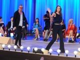 Foto/IPP/Gioia Botteghi 03/05/2015 Roma  quarta puntata del Maurizio Costanzo Show , nella foto:  Anna tatangelo e Gigi D' Alessio