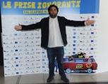 Foto/IPP/Gioia Botteghi 20/04/2015 Roma  presentazione del film LE FRISE IGNORANTI, nella foto:  Nicola Nocella