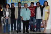 Foto/IPP/Gioia Botteghi 20/04/2015 Roma  presentazione del film LE FRISE IGNORANTI, nella foto: il cast