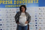 Foto/IPP/Gioia Botteghi 20/04/2015 Roma  presentazione del film LE FRISE IGNORANTI, nella foto: Rosanna Banfi