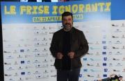 Foto/IPP/Gioia Botteghi 20/04/2015 Roma  presentazione del film LE FRISE IGNORANTI, nella foto: Pannofino