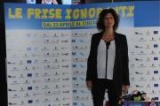 Foto/IPP/Gioia Botteghi 20/04/2015 Roma  presentazione del film LE FRISE IGNORANTI, nella foto: Federica Cifola