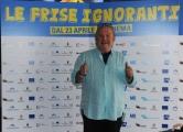 Foto/IPP/Gioia Botteghi 20/04/2015 Roma  presentazione del film LE FRISE IGNORANTI, nella foto: Lino Banfi