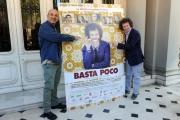 Foto/IPP/Gioia Botteghi 21/04/2015 Roma  presentazione del film BASTA POCO, nella foto: Andrea Muzzi   Riccardo Paoletti, i due registi
