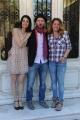 Foto/IPP/Gioia Botteghi 21/04/2015 Roma  presentazione del film BASTA POCO, nella foto:  Massimiliano Galligani, Isabella Cecchi, Annalisa Aglioti