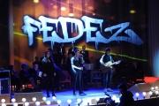 Foto/IPP/Gioia Botteghi 26/04/2015 Roma   terza puntata del Maurizio Costanzo Show, nella foto: Fedez
