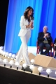 Foto/IPP/Gioia Botteghi 26/04/2015 Roma   terza puntata del Maurizio Costanzo Show, nella foto: Claudia Galanti