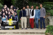 Foto/IPP/Gioia Botteghi 27/04/2015 Roma  Presentazione del film PITCH PERFECT 2, nella foto: SPRITZ FOR FIVE