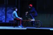 Foto/IPP/Gioia Botteghi 29/04/2015 Roma  Presentazione al teatro Sistina della versione italiana di Billy Elliot, nella foto Alessandro Frola e Christian Roberto
