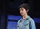 Foto/IPP/Gioia Botteghi 29/04/2015 Roma  Presentazione al teatro Sistina della versione italiana di Billy Elliot, nella foto Alessandro Frola