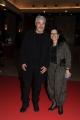 Foto/IPP/Gioia Botteghi 06/05/2015 Roma   red carpet per la serata di presentazione del film rai JE SUIS ILAN, nella foto: Pino Insegno Betty Badash