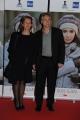 Foto/IPP/Gioia Botteghi 06/05/2015 Roma   red carpet per la serata di presentazione del film rai JE SUIS ILAN, nella foto:  Giulio Scarpati e la moglie Nora Venturini