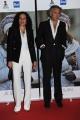 Foto/IPP/Gioia Botteghi 06/05/2015 Roma   red carpet per la serata di presentazione del film rai JE SUIS ILAN, nella foto:  Bernard Henri-Lévy con la moglie