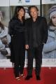 Foto/IPP/Gioia Botteghi 06/05/2015 Roma   red carpet per la serata di presentazione del film rai JE SUIS ILAN, nella foto: regista del film Alexandre Arcady con la moglie