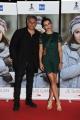 Foto/IPP/Gioia Botteghi 06/05/2015 Roma   red carpet per la serata di presentazione del film rai JE SUIS ILAN, nella foto:  Dino Abbrescia e Susi Laude