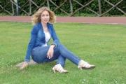 Foto/IPP/Gioia Botteghi 20/05/2015 Roma uno mattina estate, nella foto Antonia Varini