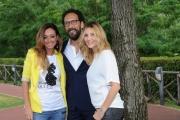 Foto/IPP/Gioia Botteghi 20/05/2015 RomaMezzogiorno Italiano, nella foto  Arianna Ciampoli, Federico Quaranta, Serena Magnanensi