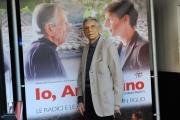 Foto/IPP/Gioia Botteghi 03/06/2015 Roma Presentazione del film Io Arlecchino, nella foto:  Roberto Herlitzka