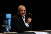Foto/IPP/Gioia Botteghi 05/06/2015 Roma Nuovo programma di rai due in seconda serata IL VERIFICATORE, condotto da Umberto Rapetto