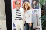 Foto/IPP/Gioia Botteghi 23/06/2015 Roma presentazione del film NOI SIAMO FRANCESCO, nella foto: Mauro Racanati e Elena Sofia Ricci