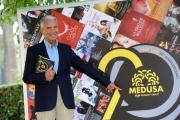 Foto/IPP/Gioia Botteghi 30/06/2015 Roma 20 anni di MEDUSA, nella foto:  Carlo Rossella