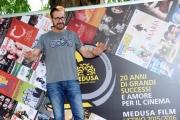 Foto/IPP/Gioia Botteghi 30/06/2015 Roma 20 anni di MEDUSA, nella foto:  Marco Giallini