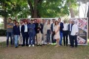 Foto/IPP/Gioia Botteghi 30/06/2015 Roma 20 anni di MEDUSA, nella foto:  attori registi maestranze