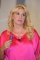 Foto/IPP/Gioia Botteghi 01/09/2015 Roma La prova del cuoco dagli studi di cinecittà la nuova versione , nelle foto: Antonella Clerici, in studio con il ventilatorino