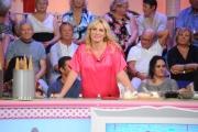 Foto/IPP/Gioia Botteghi 01/09/2015 Roma La prova del cuoco dagli studi di cinecittà la nuova versione , nelle foto: Antonella Clerici