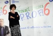 Foto/IPP/Gioia Botteghi 04/09/2015 Roma presentazione dela fiction PROVACI ANCORA PROF. 6, nella foto Veronica Pivetti