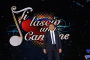Foto/IPP/Gioia Botteghi 10/09/2015 Roma presentazione della trasmissione TI LAscio una canzone, nella foto, Fabrizio Frizzi