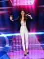 Foto/IPP/Gioia Botteghi 12/09/2015 Roma prima puntata della trasmissione di rai uno TI LASCIO UNA CANZONE, nella foto Martina Stoessel