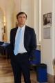 Foto/IPP/Gioia Botteghi 14/09/2015 Roma presentata oggi a Roma la nuova edizione del programma de La7, DI MARTEDI', nella foto l'amministratore delegato de la7 Marco Ghigliani