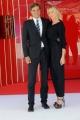 Foto/IPP/Gioia Botteghi 22/09/2015 Roma presentazione del grande fratello, nella foto Alessia Marcuzzi i e Giancarlo Scheri