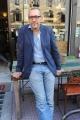 Foto/IPP/Gioia Botteghi 23/09/2015 Roma presentazione del programma tv de La7 Piazza pulita, nella foto Corrado Formigli