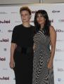 Foto/IPP/Gioia Botteghi 25/09/2015 Roma presentazione del fil IO E LEI, nella foto Ferilli e  Buy