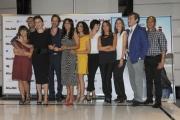 Foto/IPP/Gioia Botteghi 25/09/2015 Roma presentazione del fil IO E LEI, nella foto il cast tecnico e artistico