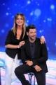 Foto/IPP/Gioia Botteghi 27/09/2015 Roma prima puntata di Domenica in nella foto Paola Perego e Salvo Sottile