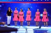 Foto/IPP/Gioia Botteghi 27/09/2015 Roma prima puntata di Domenica in nella foto Paola Perego e le VICINE