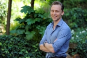 Foto/IPP/Gioia Botteghi 28/09/2015 Roma Tom Hiddleston per il film Crimson Peak