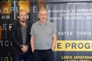 Foto/IPP/Gioia Botteghi 29/09/2015 Roma Stephen FREARS e Ben FOSTER per il film  THE PROGRAM