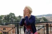 Foto/IPP/Gioia Botteghi 02/10/2015 Roma presentazione del film WOMEN IN GOLD, nella foto Hellen Mirrer