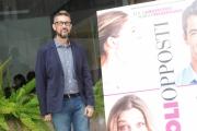 Foto/IPP/Gioia Botteghi 05/10/2015 Roma presentazione del film Poli opposti nella foto: il regista Max Croci