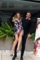 Foto/IPP/Gioia Botteghi 05/10/2015 Roma presentazione del film Poli opposti nella foto: Sarah Felberbaum e Luca Argentero