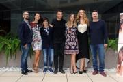 Foto/IPP/Gioia Botteghi 05/10/2015 Roma presentazione del film Poli opposti nella foto: il cast