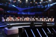 Foto/IPP/Gioia Botteghi 09/04/2015 Roma registrazione dello spot della trasmissione Si può fare, nella foto:  i concorrenti