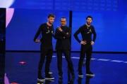 Foto/IPP/Gioia Botteghi 13/04/2015 Roma  prima puntata di SI PUO FARE, nella foro: Tommaso Rinaldi, Simon Grechi